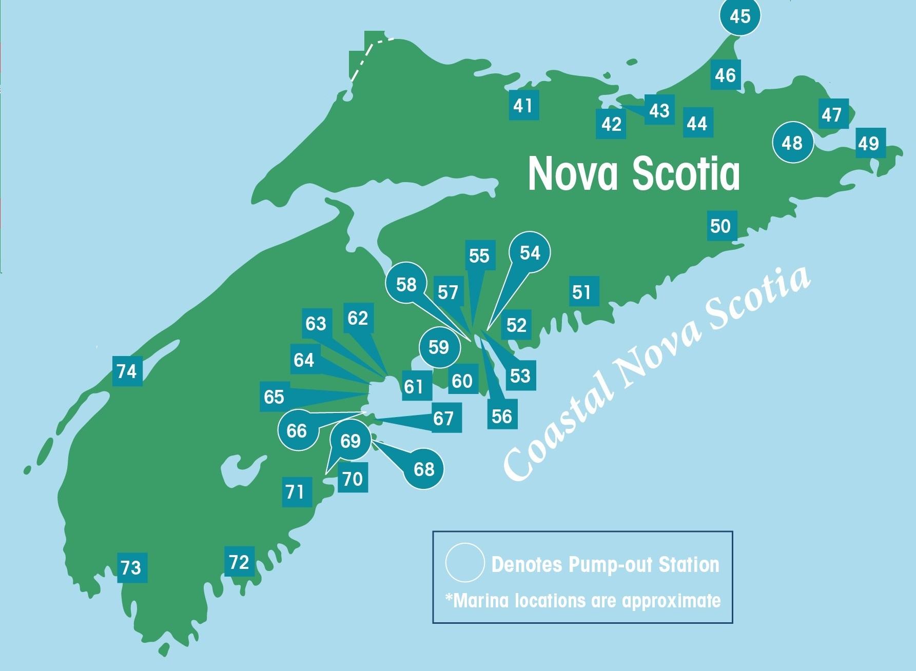 Nova Scotia – Boating Atlantic 2019
