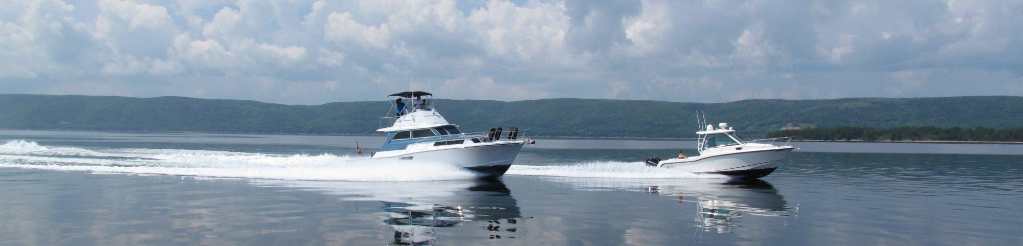 Boating Atlantic 2021